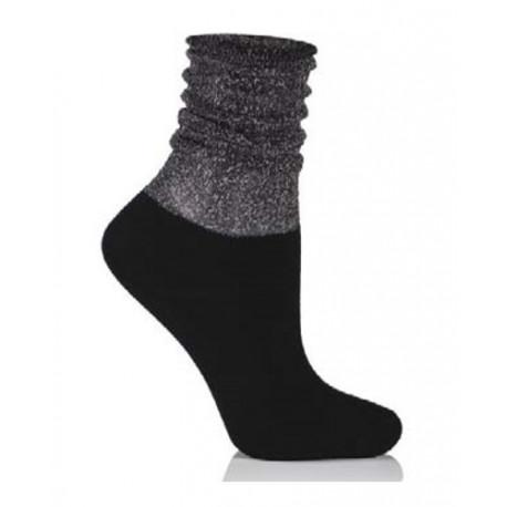 Třpytivé dámské ponožky Glamour 02 962772830c