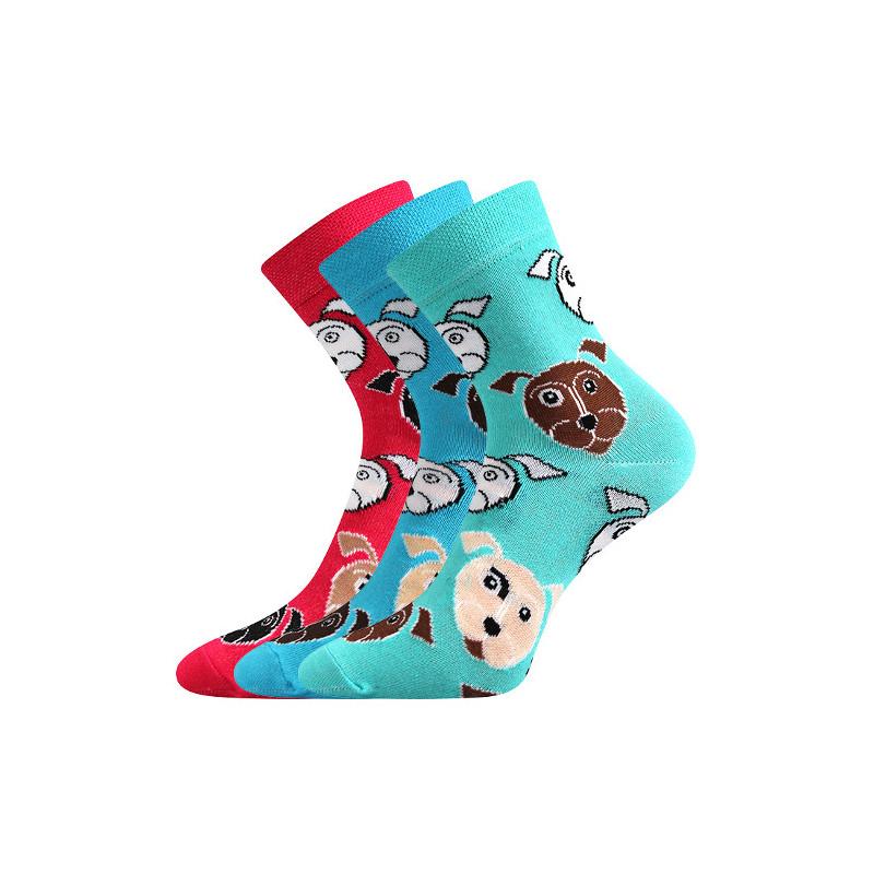 Dámské ponožky Funny Dog. Loading zoom 648cc3afd6
