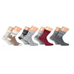 Dámské ponožky Winter 37842 - 2 páry a7e5d86d01