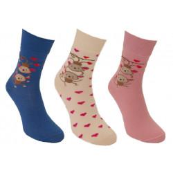 Veselé ponožky zvířátka  4ed603230f