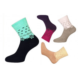 Dámské froté ponožky Marlen c42868d336