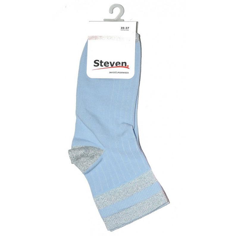Dámske ponožky Lurex Two. Loading zoom b7a3152331