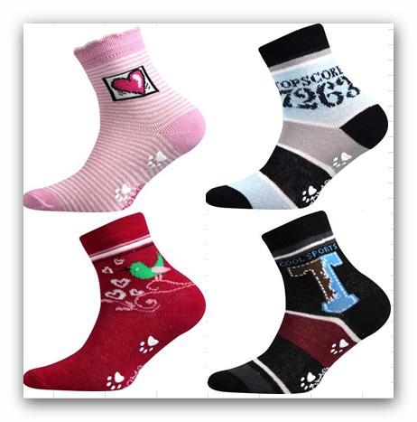 60c444f66da Dětské protiskluzové ponožky Filip